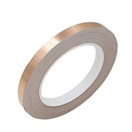 Cinta de cobre 10mm X 30m