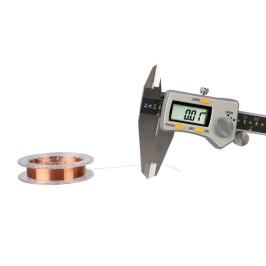 Microalambre conductor de 0.02mm