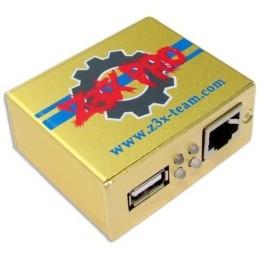Z3X Box Pro (Edición de oro) con activación Samsung + 30 de cables