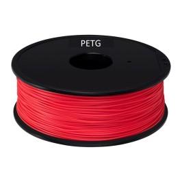 Filamento PETg de 1.75mm 1Kg (para Impresora 3D)