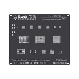 iBlack Stencil Base band (iPhone 7)
