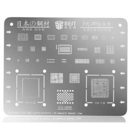 Estencil iPhone 7