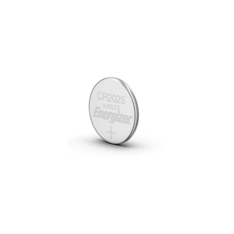 Pila de botón Energizer CR2025