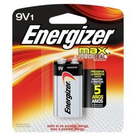 Bateria 9V (cuadrada) Energizer