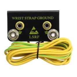 Modulo para aterrizar pulseras ESD (Wrist Strap Ground)