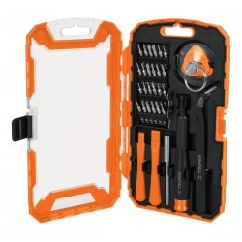 Juego de herramientas para reparación de celulares 32 piezas