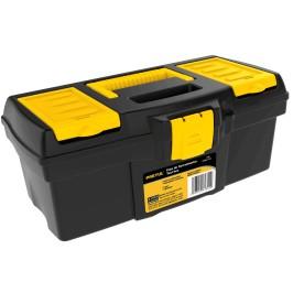 Caja plástica con compartimentos