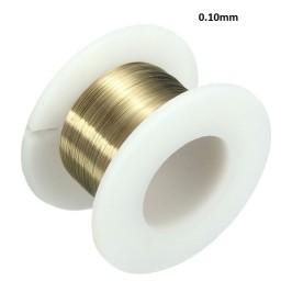 Hilo de Molibdeno de 0.10mm (50m)