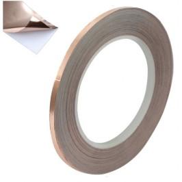 Cinta de cobre 5mm X 30m