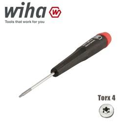 Desarmador Wiha 26704 TORX T4