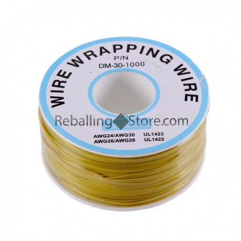 Microalambre Aisaldo (wire wrapping wire)