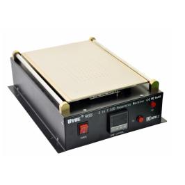 """Maquina separadora de pantallas con bomba de vacío 10"""""""